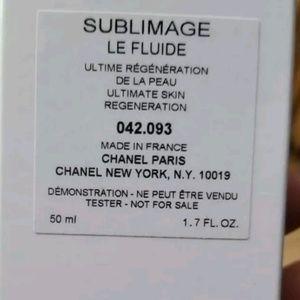 CHANEL Makeup - Sublimage Le Fluide